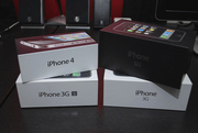 Apple iPhone 4G 32GB / Nokia N8